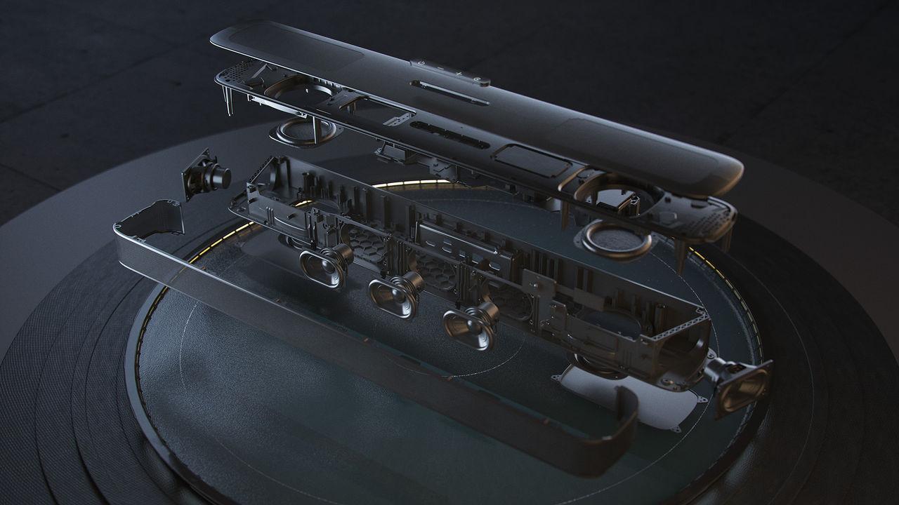JBL släpper Bar 5.0 MultiBeam
