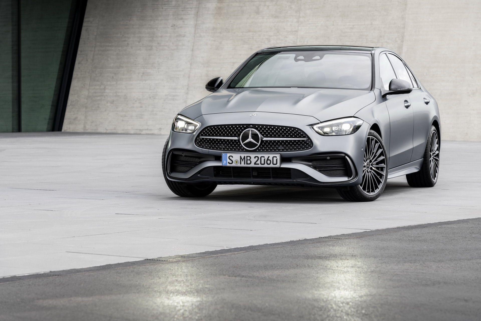 Det här är nya Mercedes C-Klass