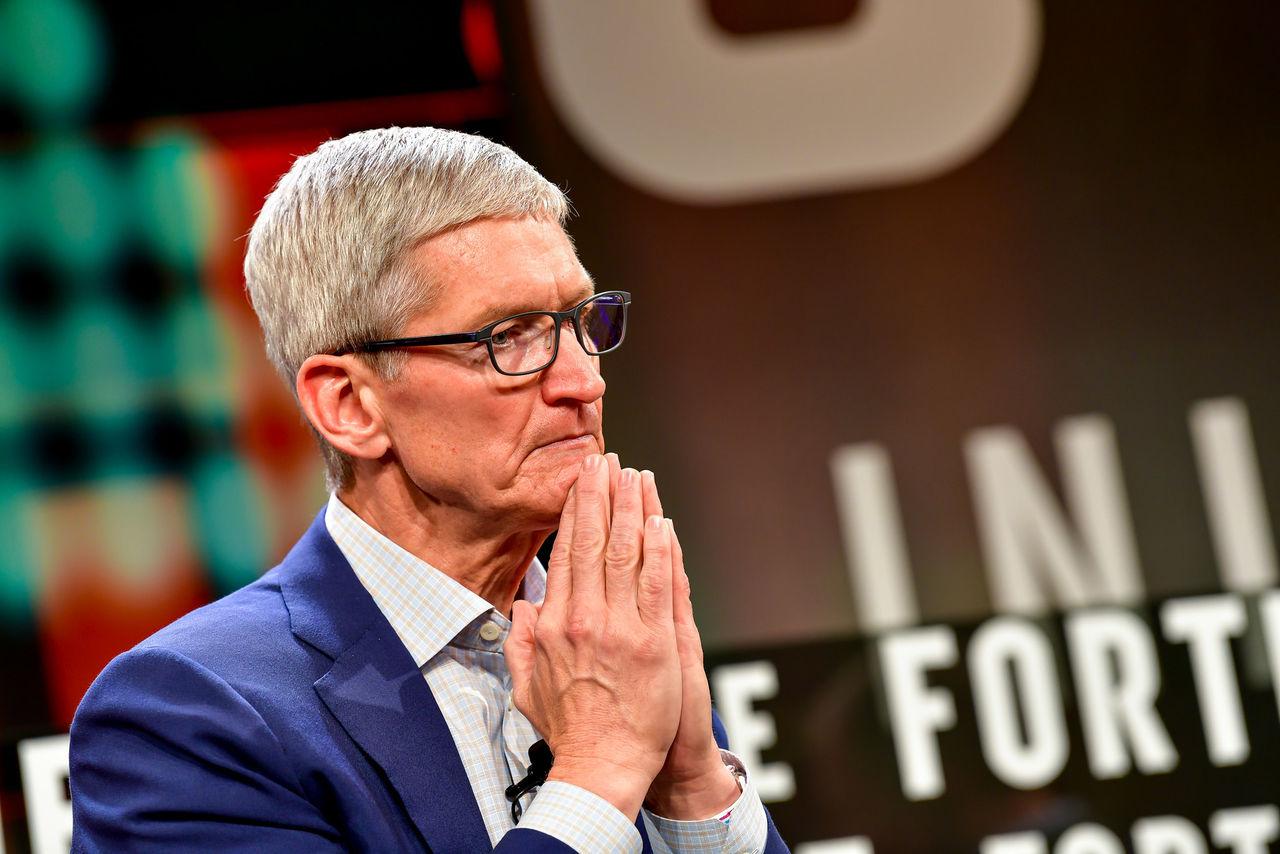 Apple har köpt runt hundra företag de senaste sex åren