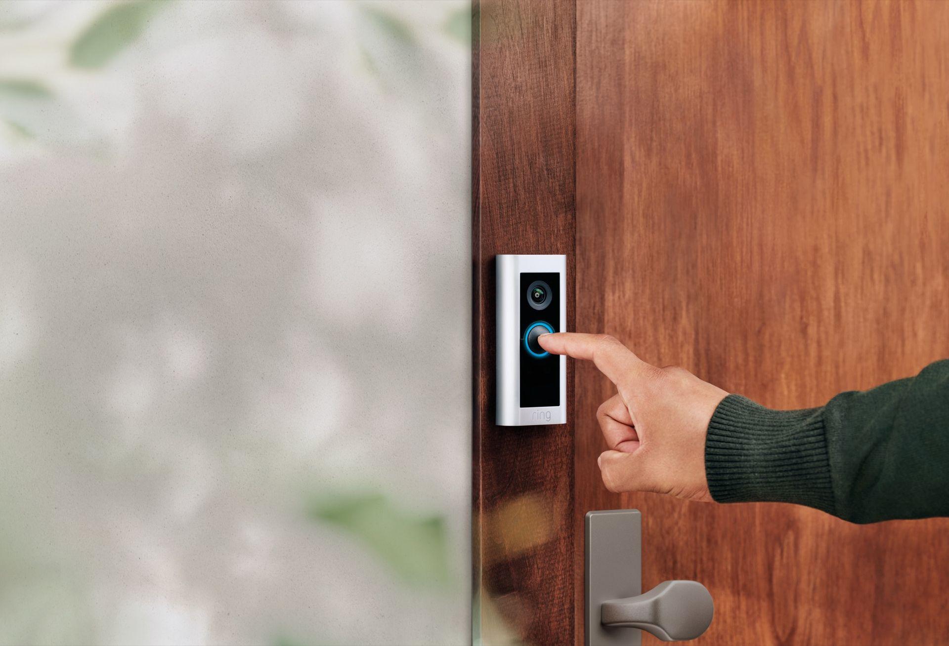Ring presenterar Video Doorbell Pro 2