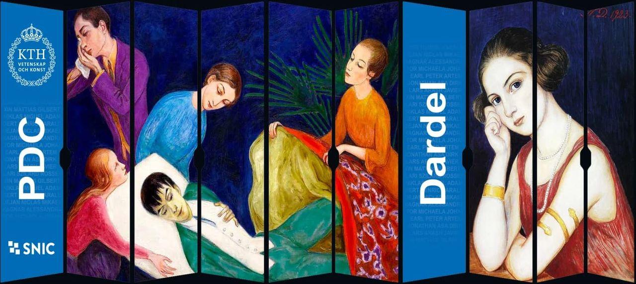 Dardel kommer att bli Sveriges snabbaste superdator