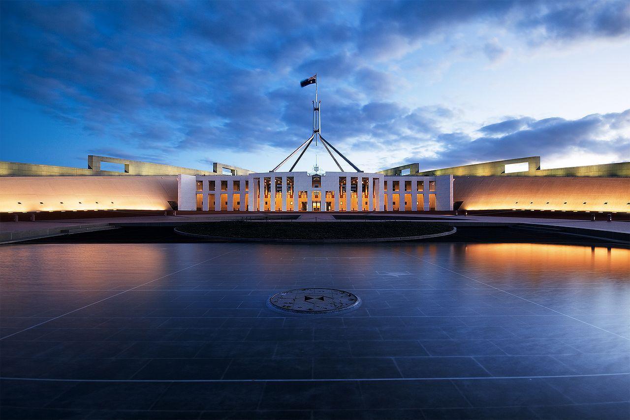 Australien godkänner ny medialag