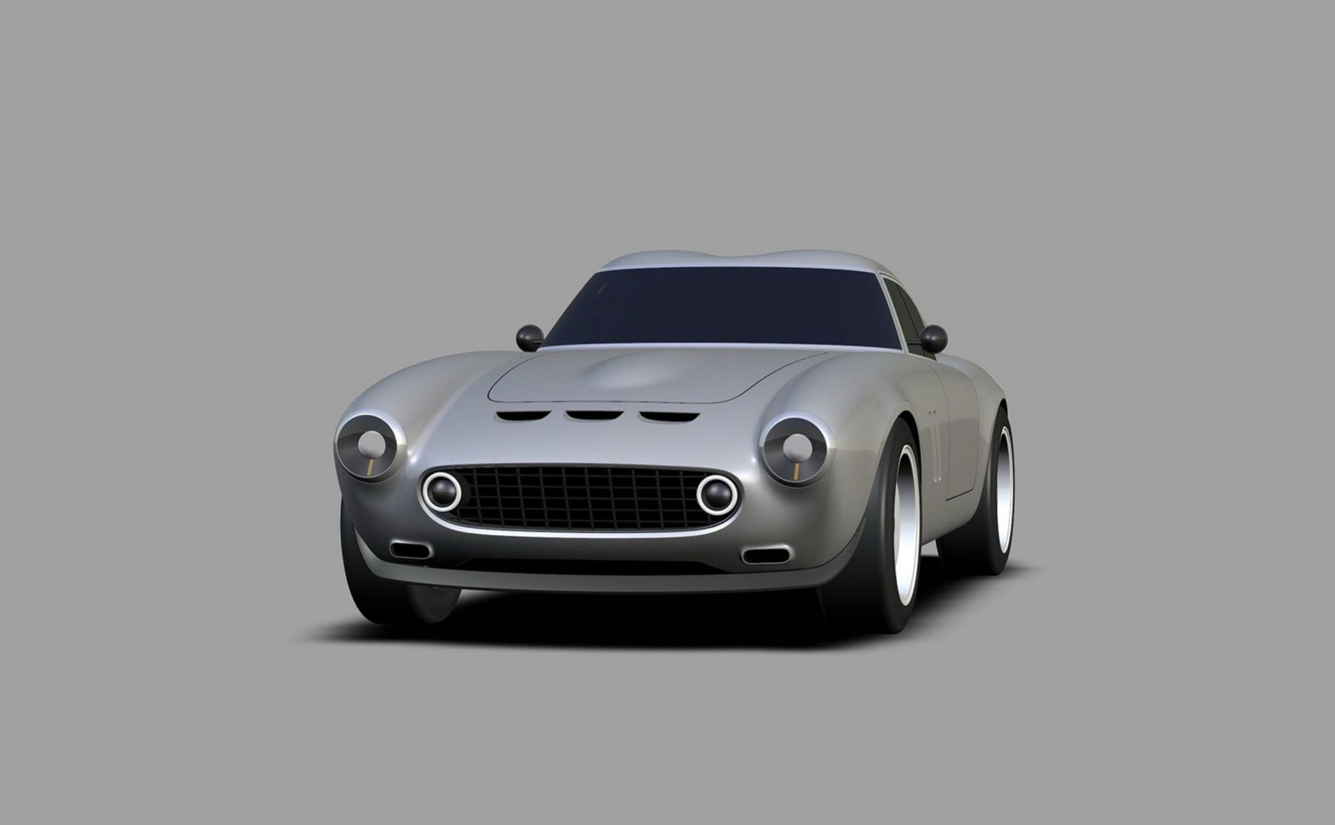 GTO Engineerings Ferrari 250 GTO är nu under utveckling
