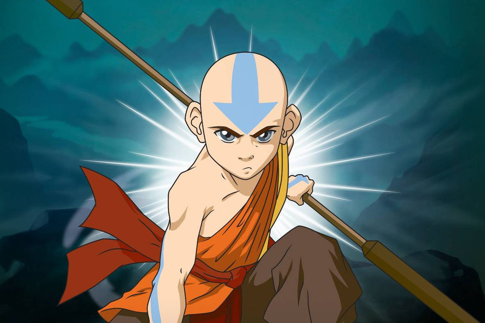 Avatar: The Last Airbender blir animerad film
