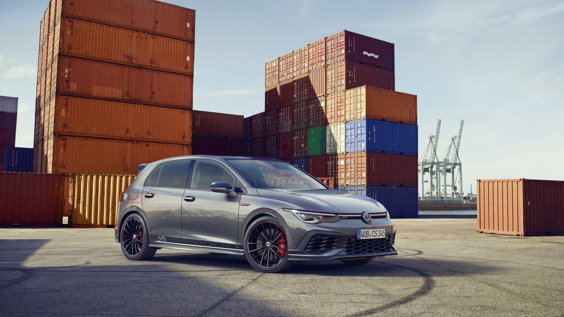 Volkswagen firar 45 år av GTI med specialare
