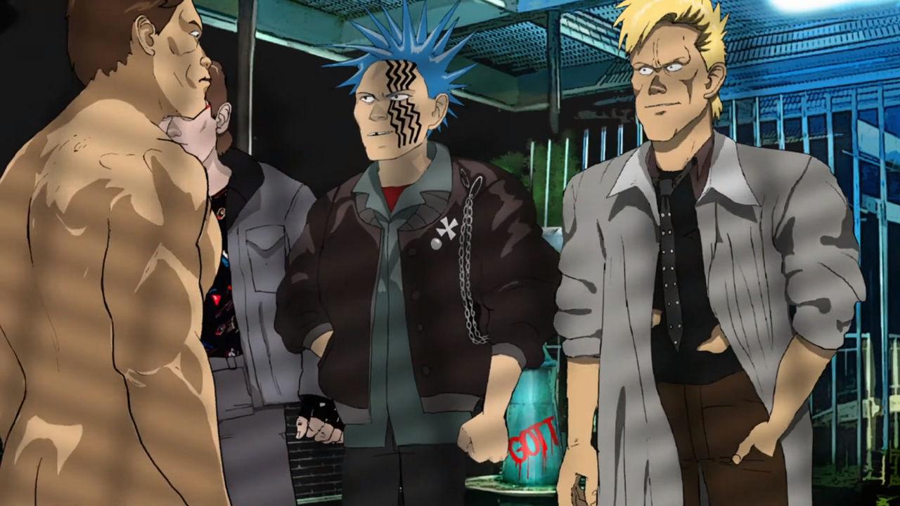 Netflix producerar Terminator-anime