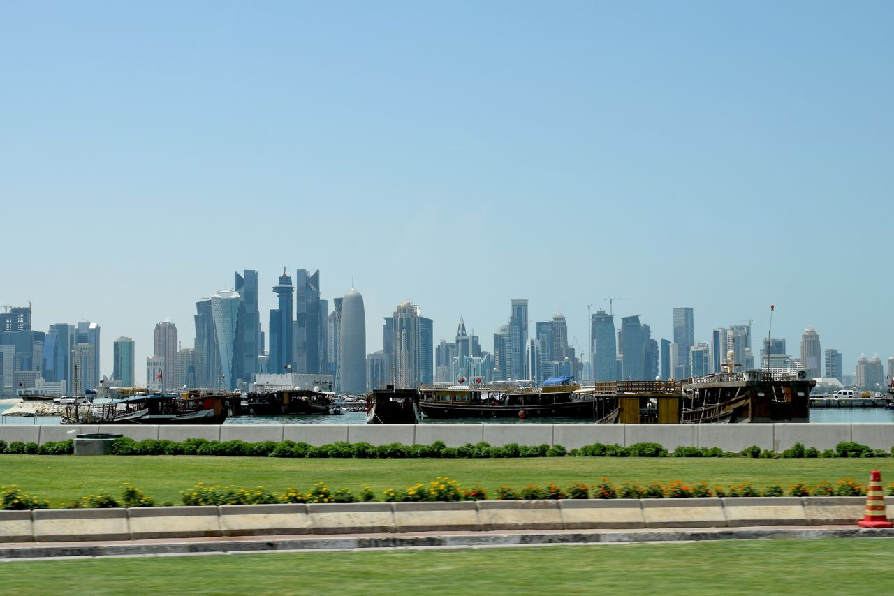 Över 6 500 typ slavarbetare döda i Qatar