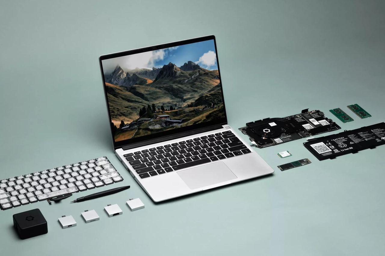 Framework är en modulär laptop