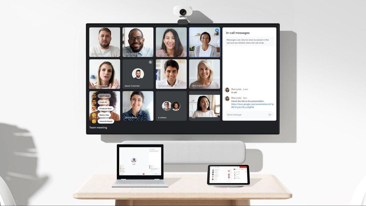 Google Workspace får massa nytt