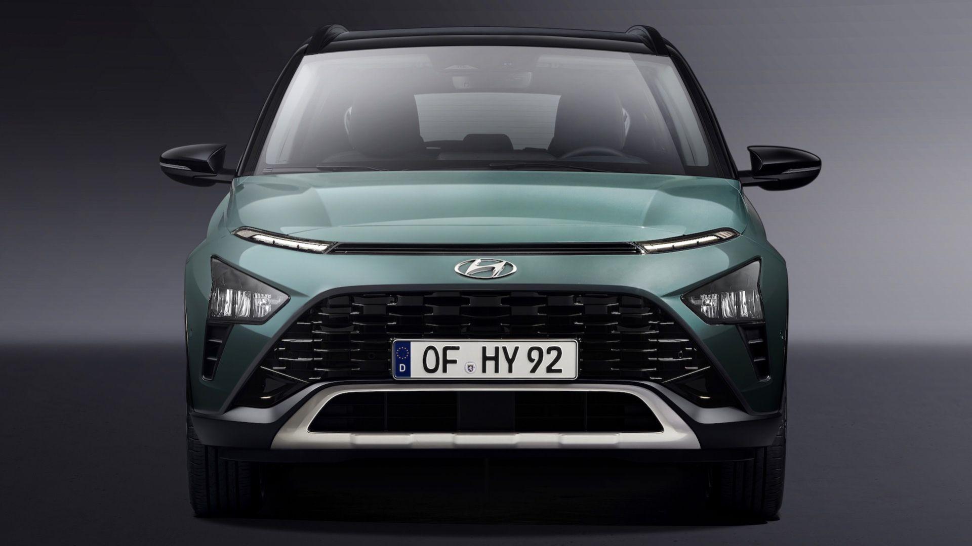 Hyundai presenterar Bayon