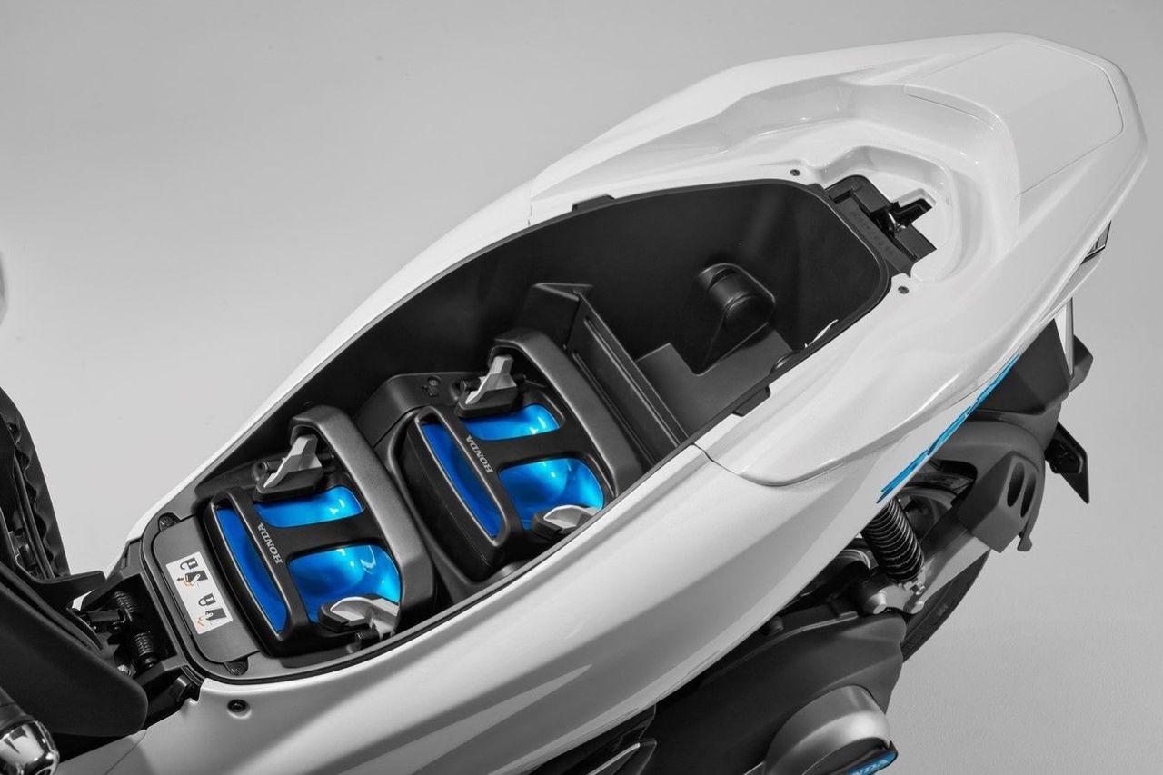 Motorcykeltillverkare samarbetar kring utbytbara batterier
