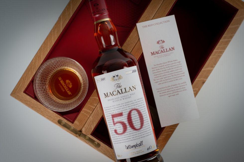 Whisky för 465.000 kronor