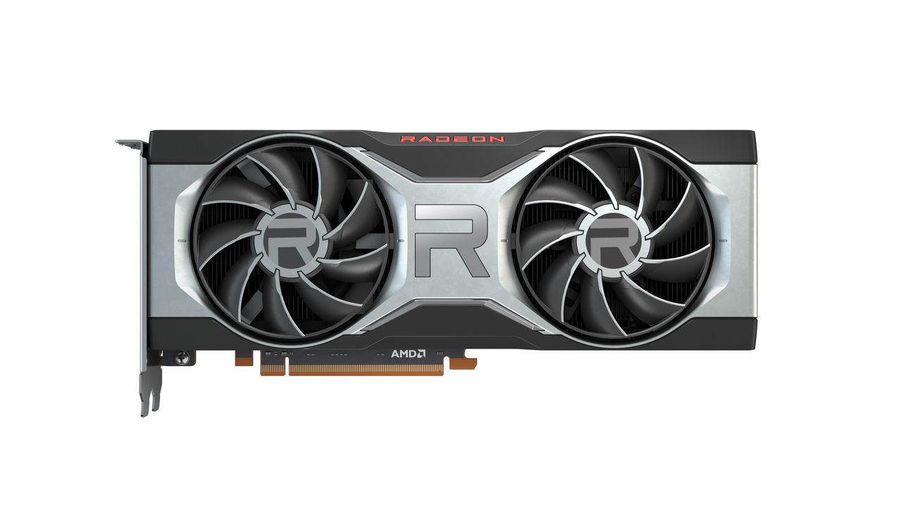 AMD presenterar RX 6700XT