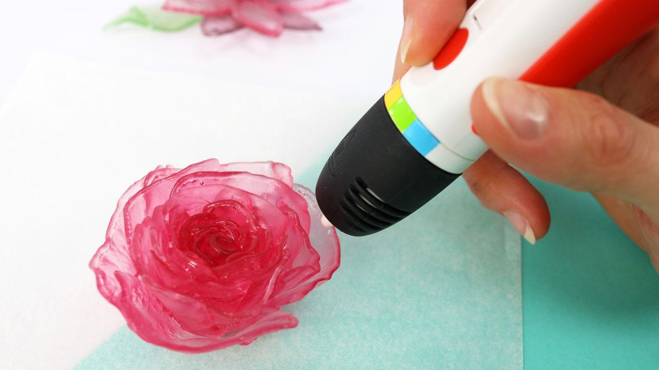 Polaroid släpper 3D-penna där du kan rita med godis