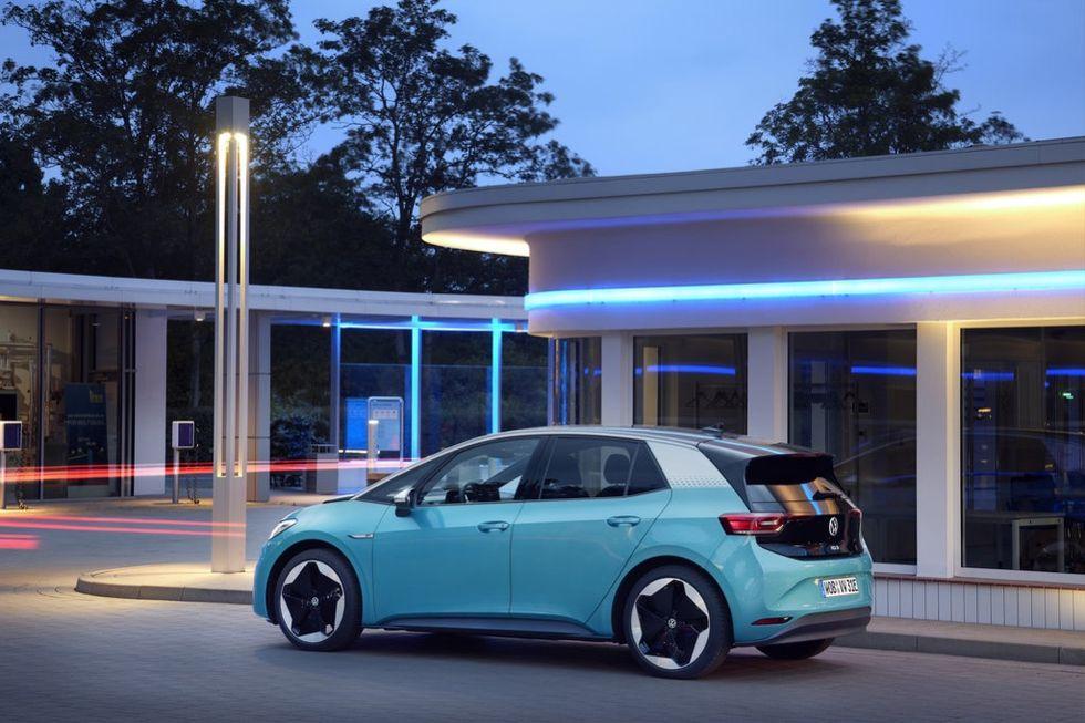 Ny mjukvara till Volkswagen ID.3 rullas ut