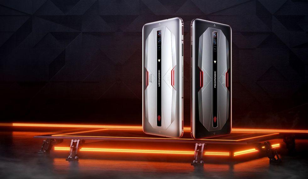 Nubias nya gamingtelefon kommer med 165Hz och 18GB ram