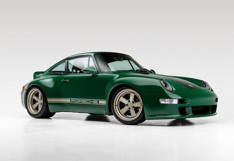 Gunther Werks senaste Porsche-bygge