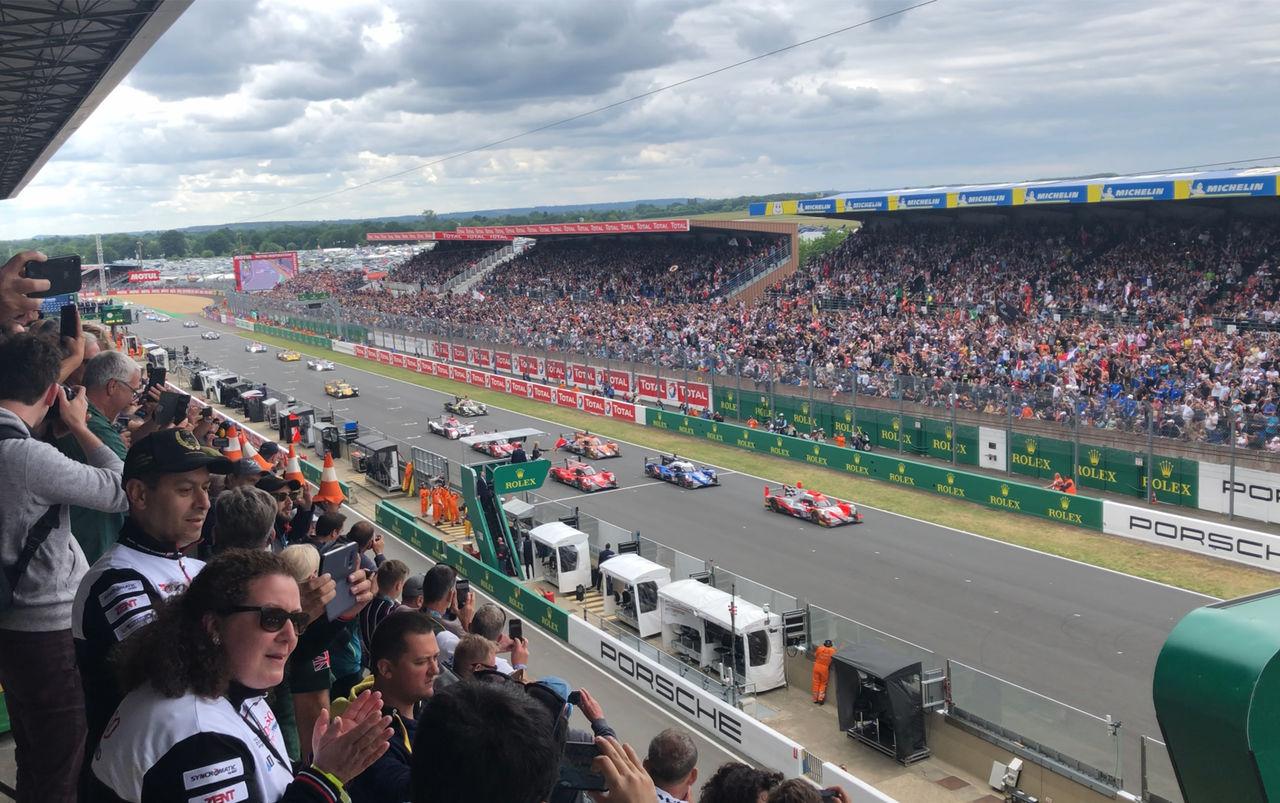 24-timmars på Le Mans flyttat till augusti