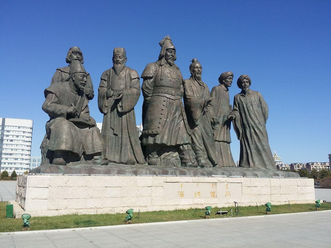 Kina fortsätter pressa Inre Mongoliet