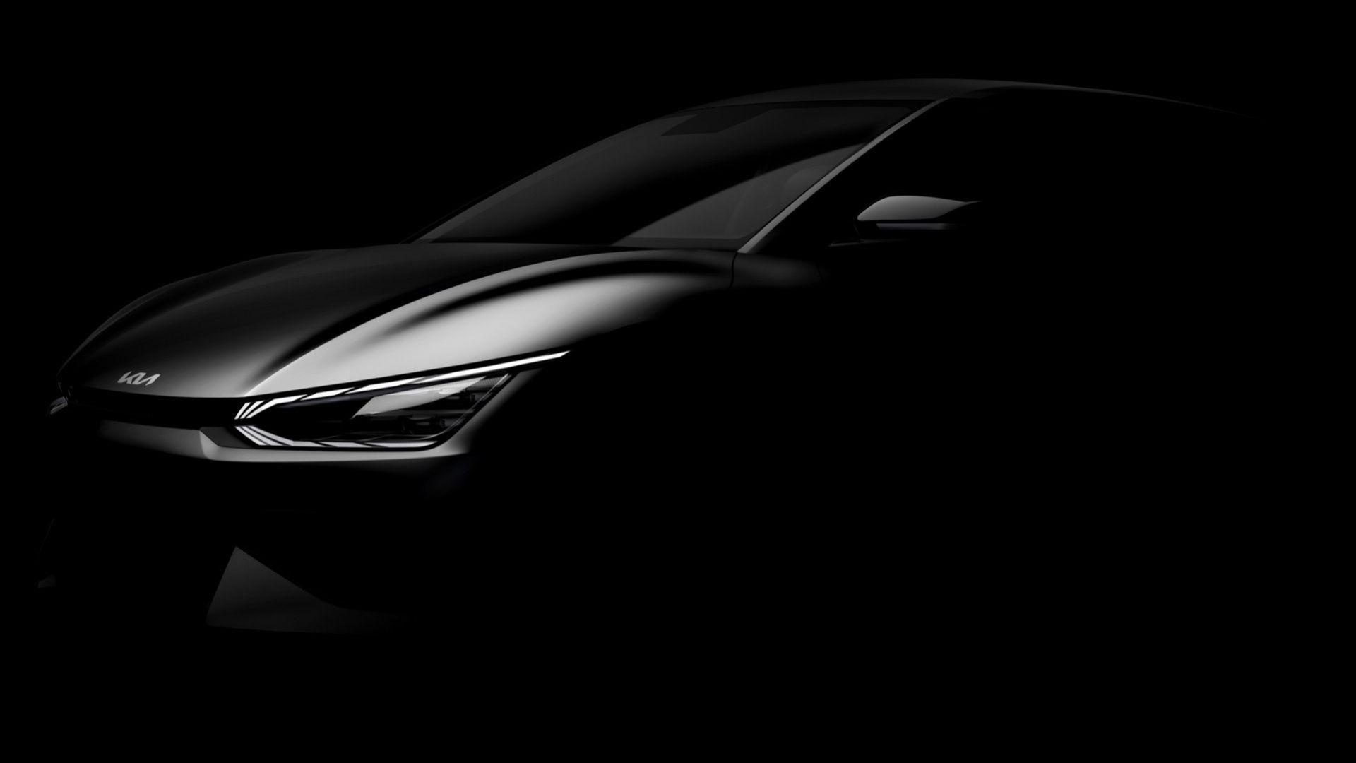 En första titt på Kias nya elbil