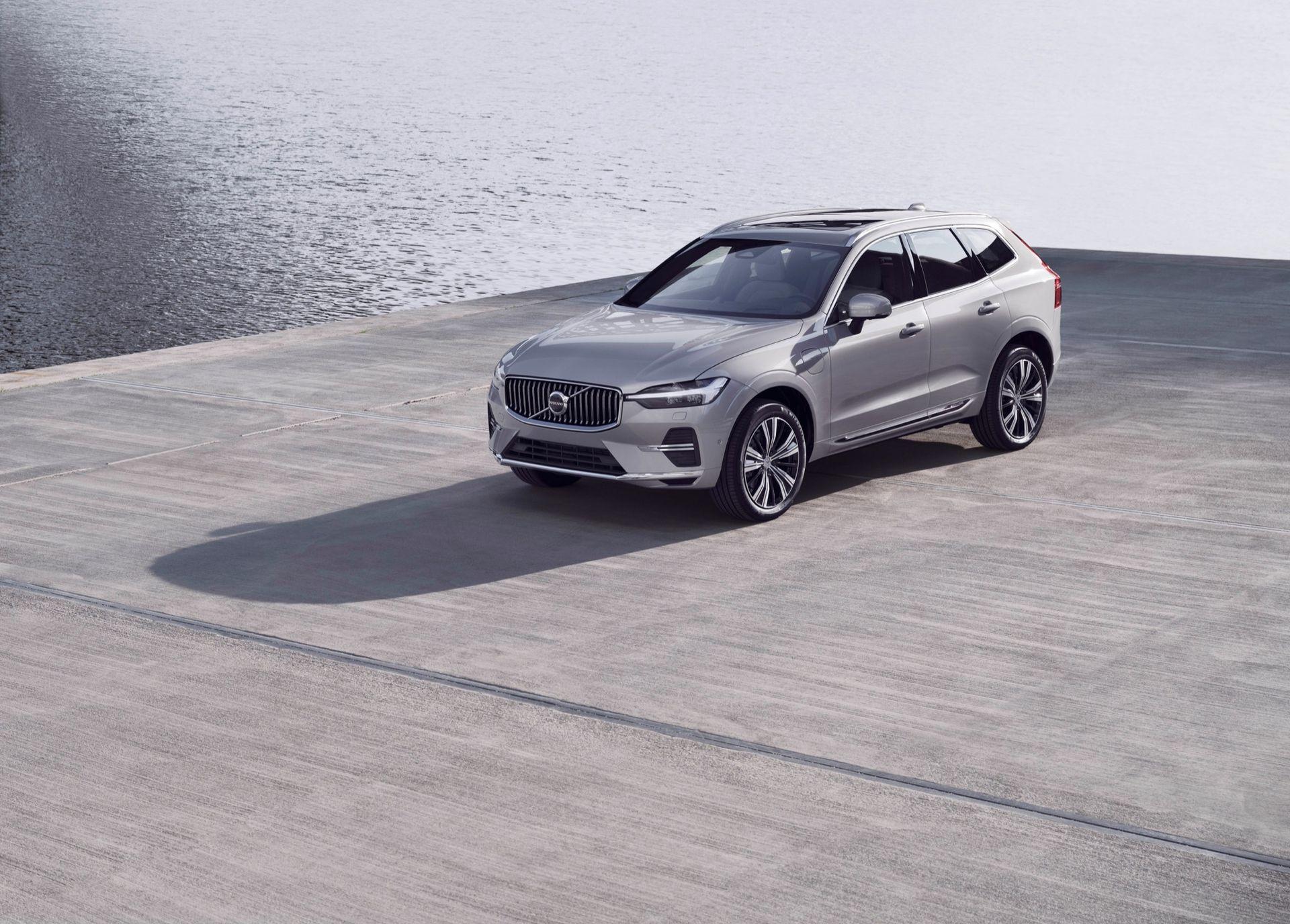 Volvo uppdaterar XC60