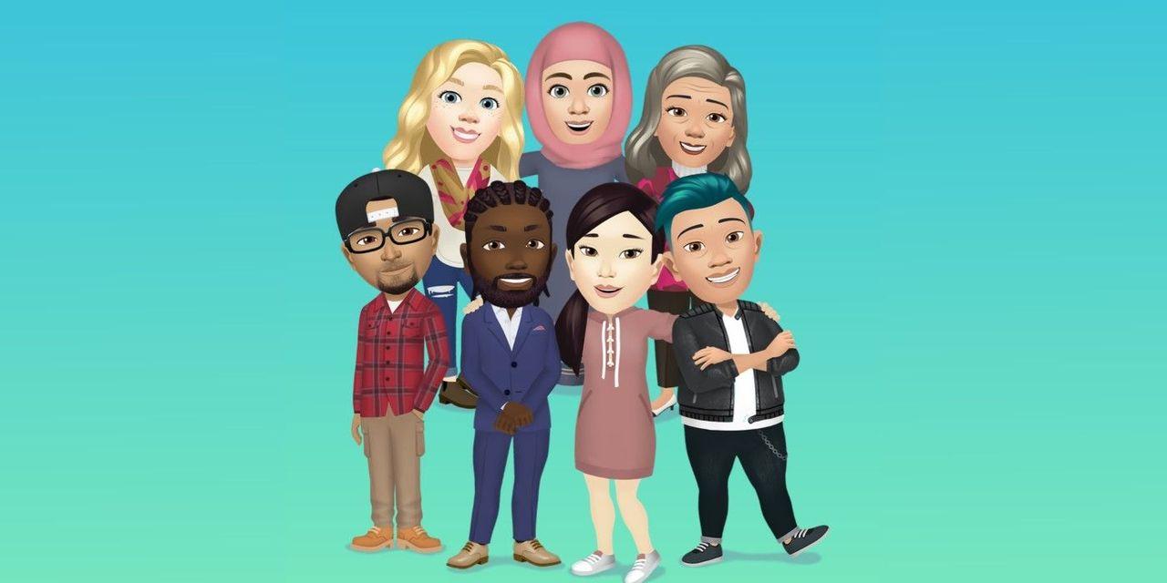Facebook vill skapa avatarer som är mer verklighetstrogna