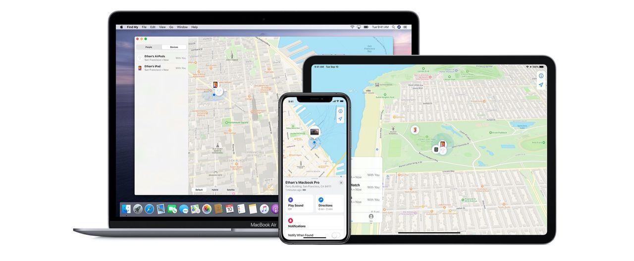 Apple verkar ha en antistalker-funktion på gång