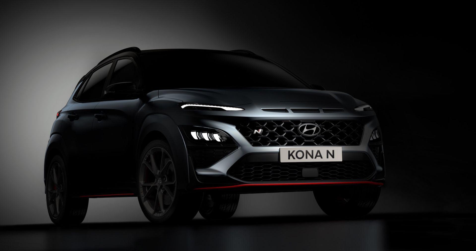 Fler bilder på Hyundai Kona N