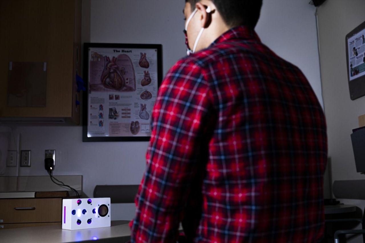 Smarta högtalare kanske håller koll på din hälsa i framtiden