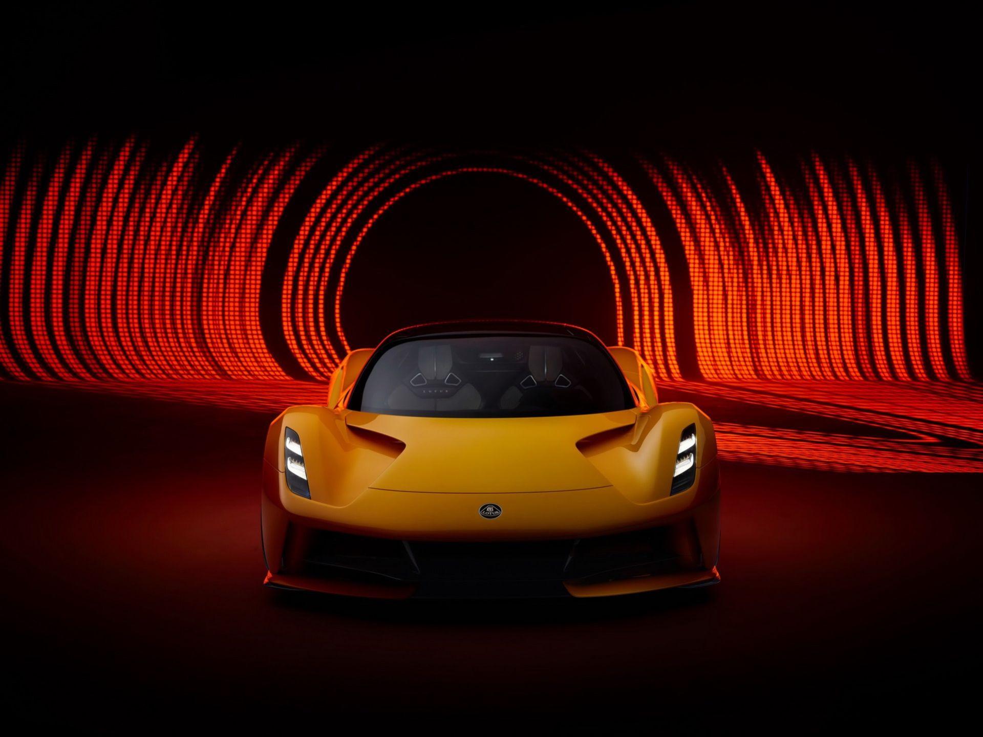 Lotus Evija får ljud från klassisk Formel 1-bil