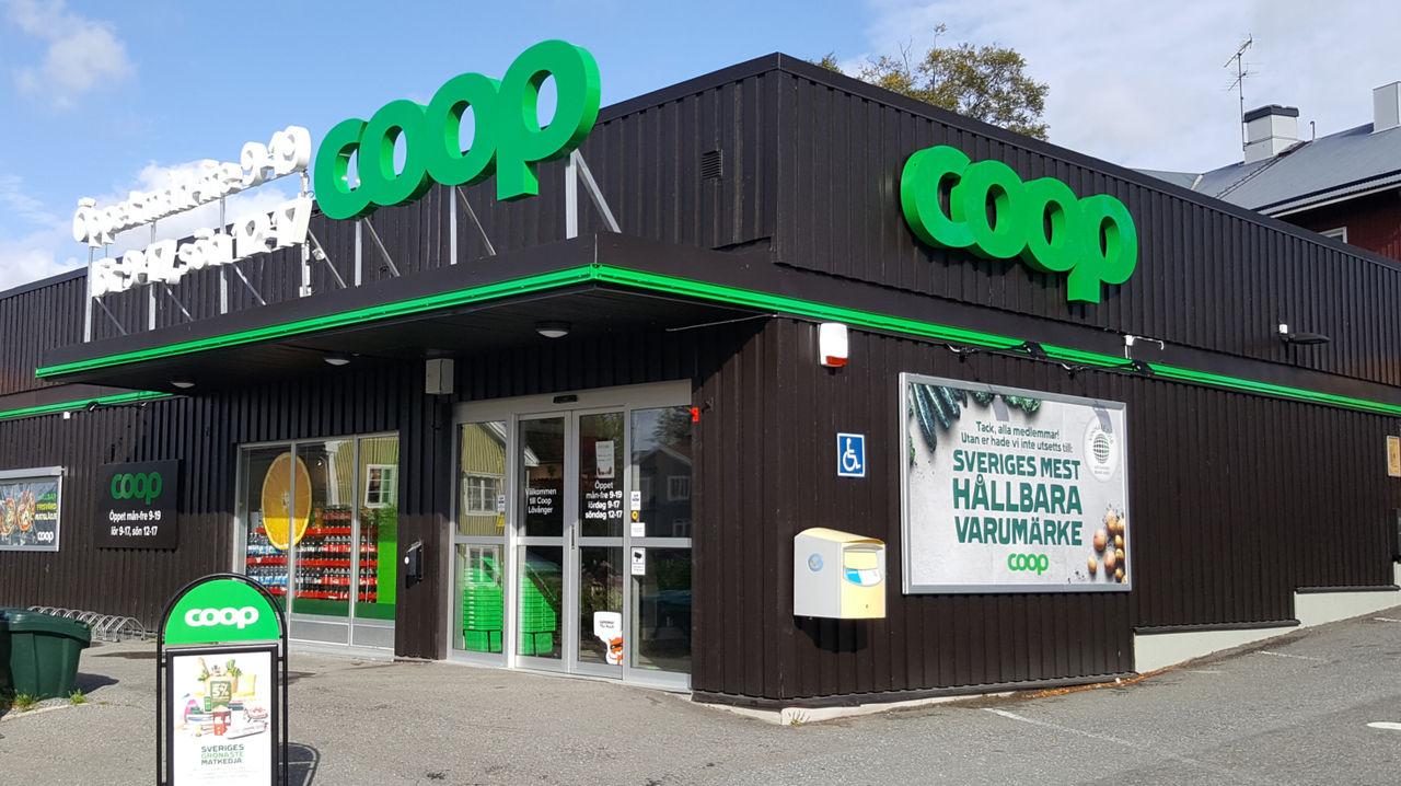 Coop uppfattas som mest hållbara varumärket i Sverige