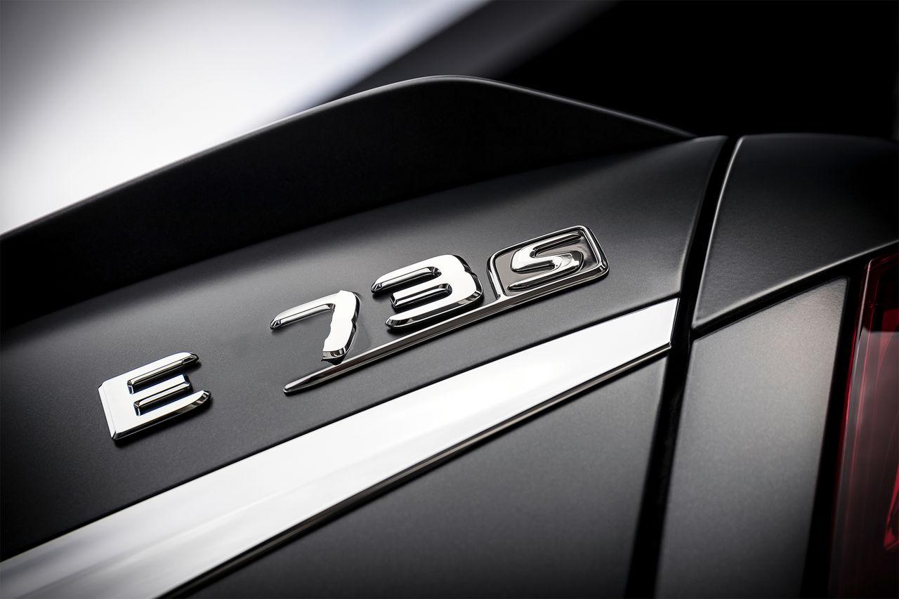 Mercedes varumärkesskyddar modellnamnet E 73