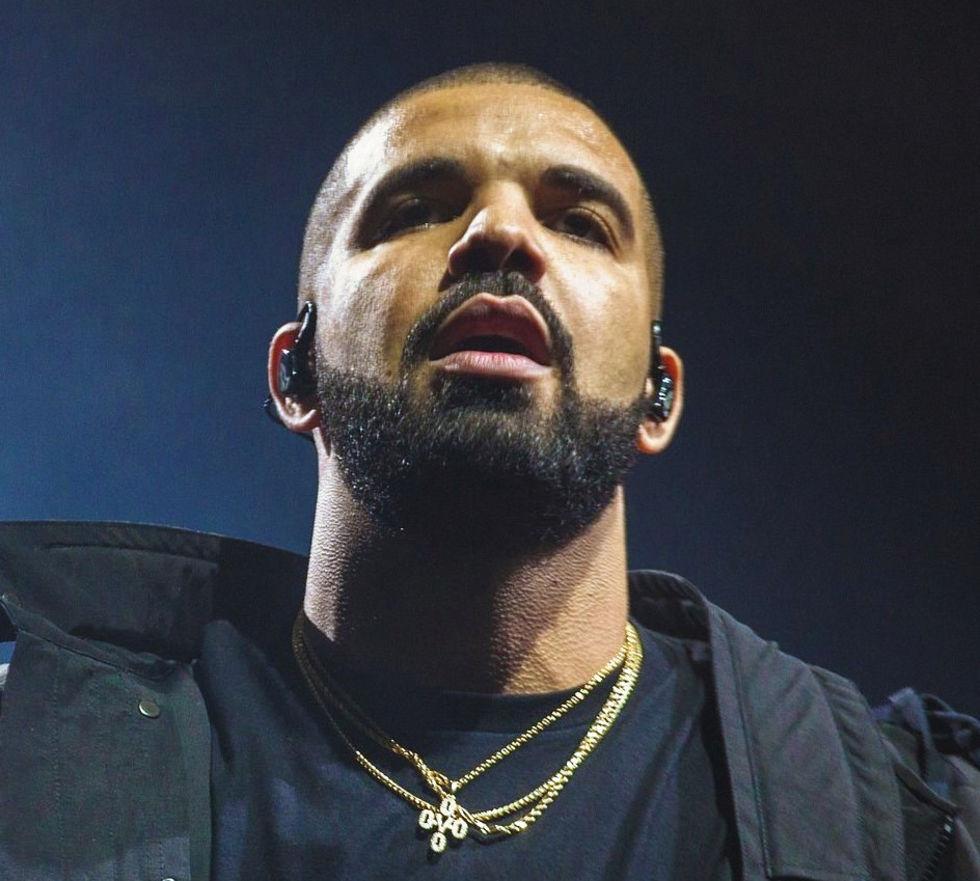 Drake har dragit in mest pengar på Spotify