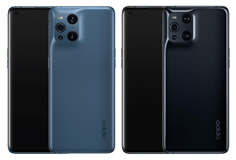 Oppo presenterar Find X3 Pro