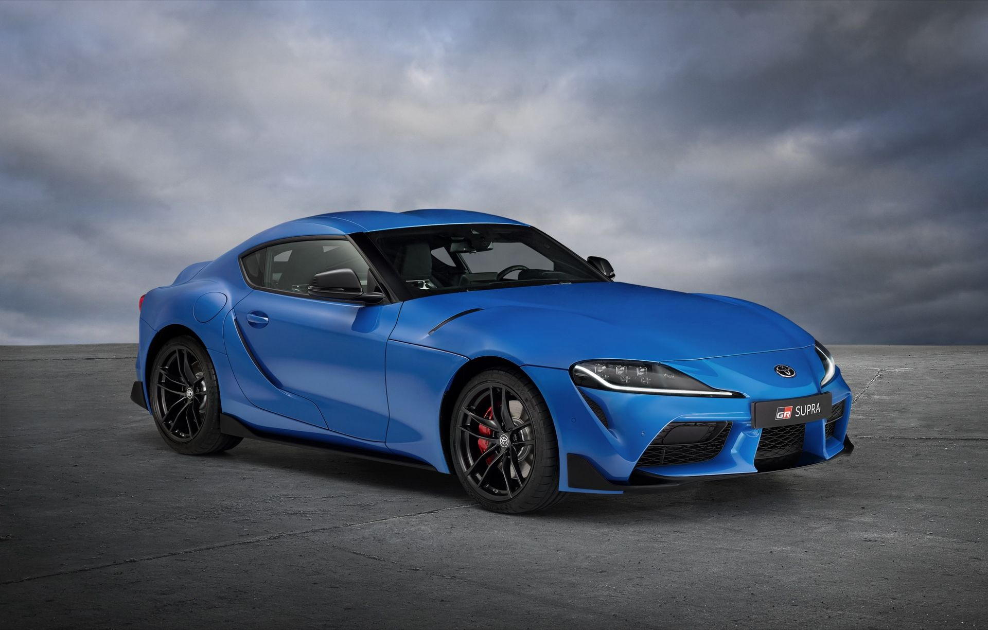 Toyota presenterar specialversion av GR Supra