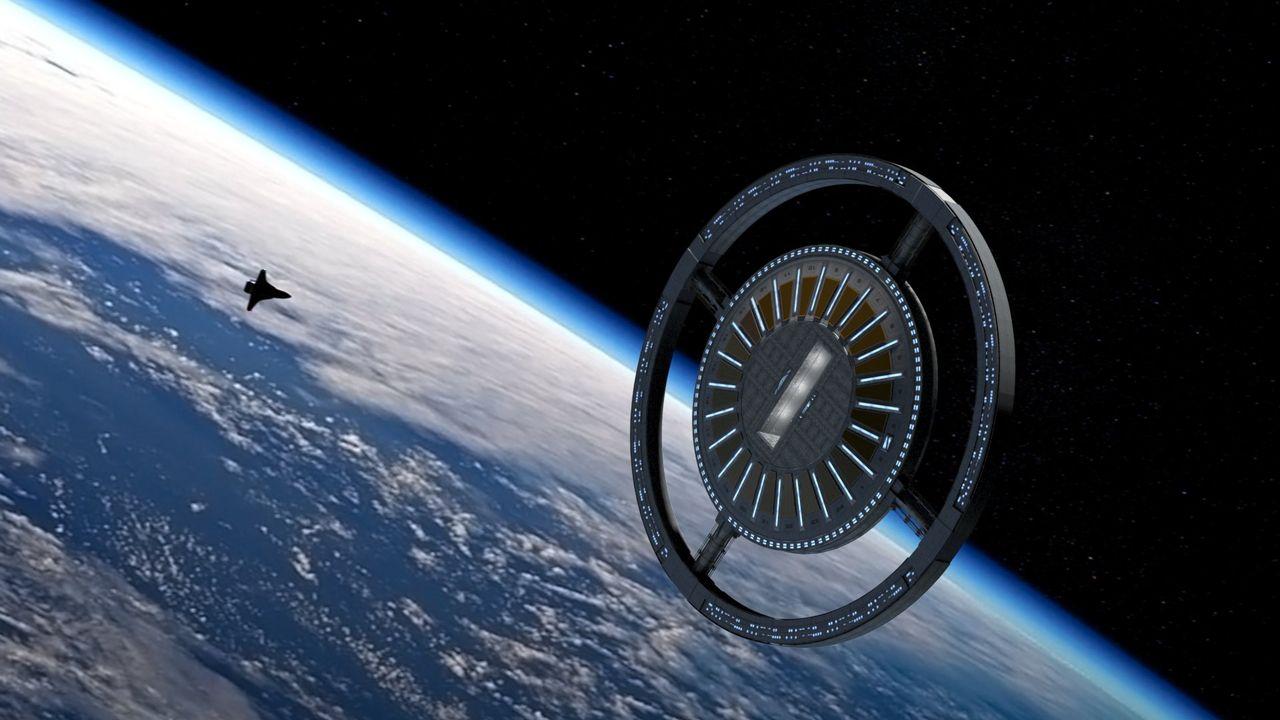 Orbital Assembly vill bygga en roterande rymdstation