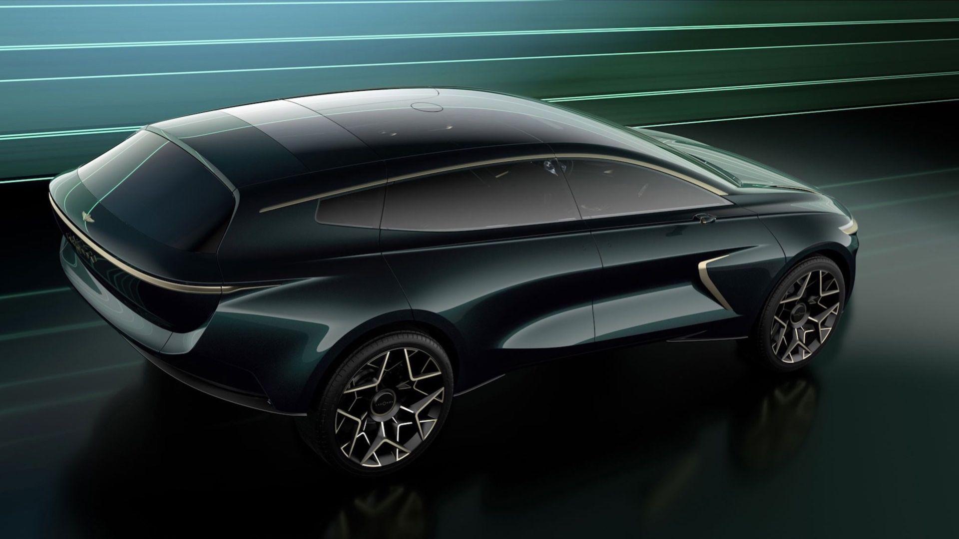 Det blir inga eldrivna Lagondor från Aston Martin