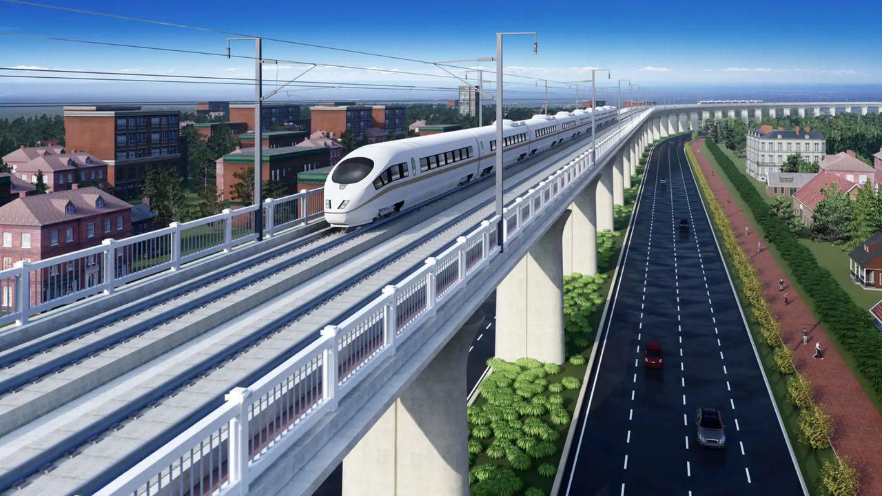 Snabbtåg planeras mellan Göteborg och Oslo
