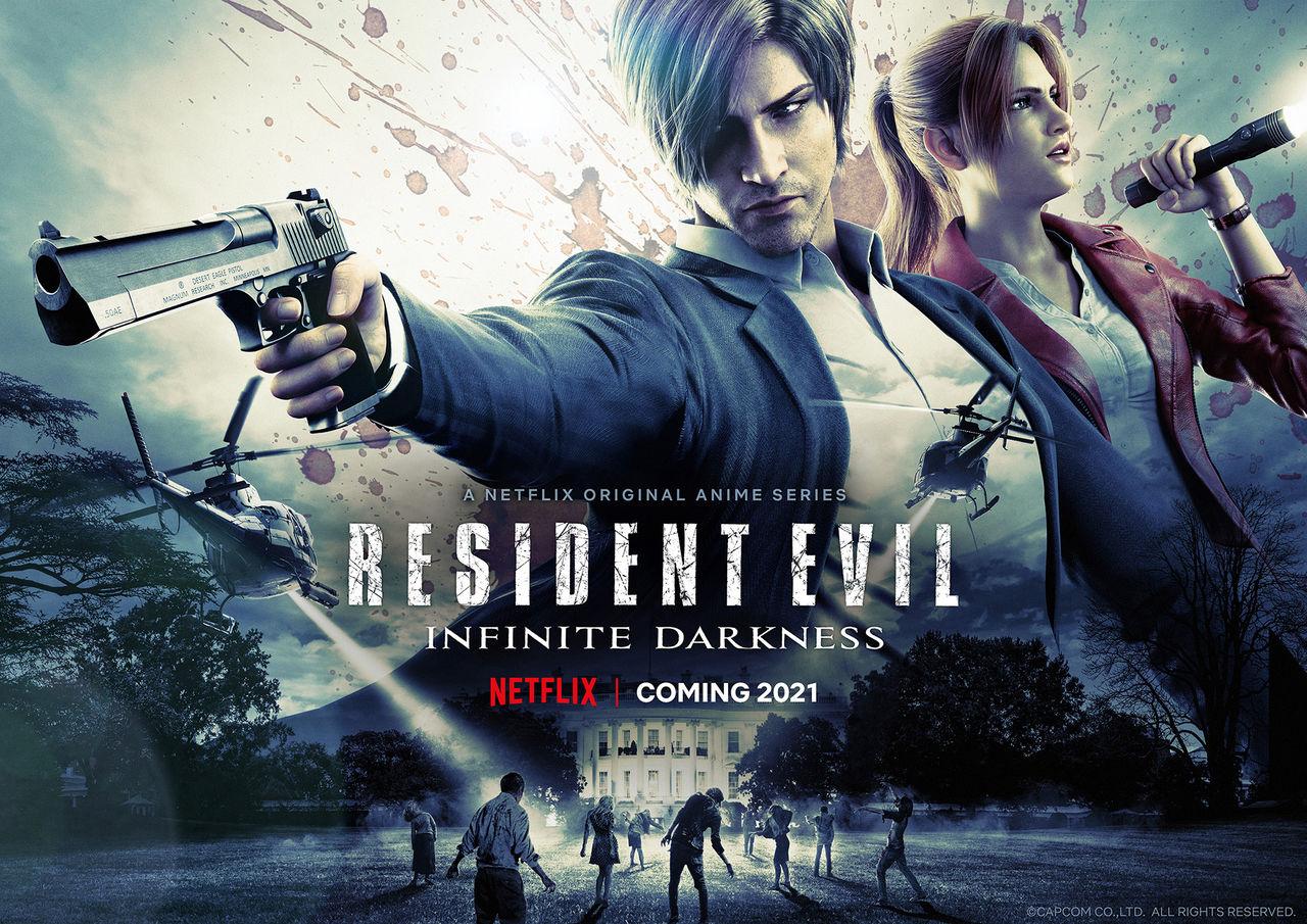 Resident Evil: Infinite Darkness får familjära röstskådisar