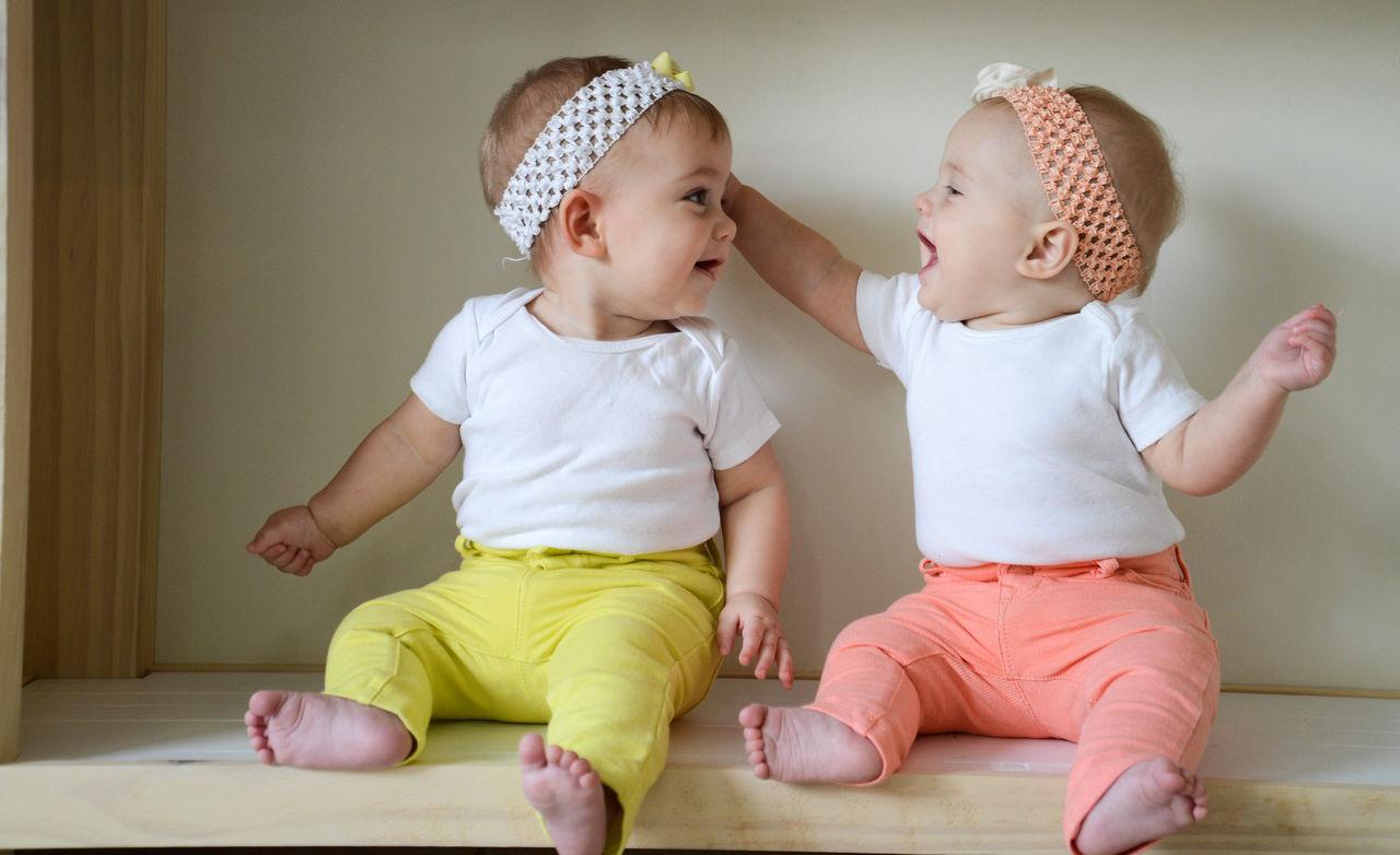 Tvillingfödslar har ökat med 30 procent de senaste 30 åren