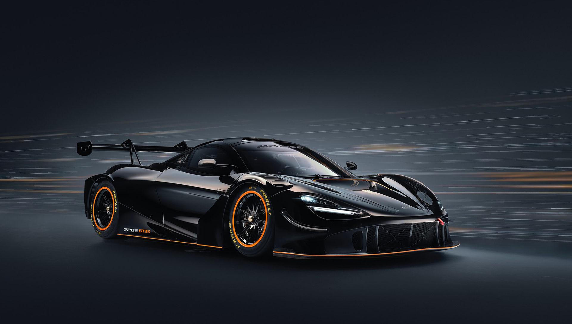 Nytt banracingmonster från McLaren