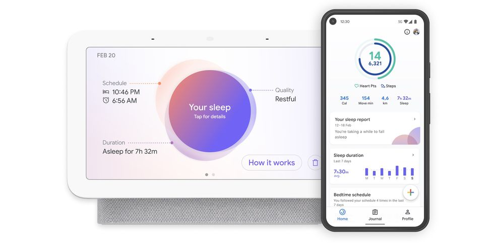 Google presenterar ny version av Nest Hub