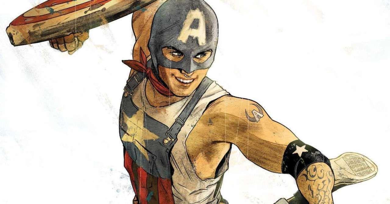 Ny Captain America kommer att vara gay