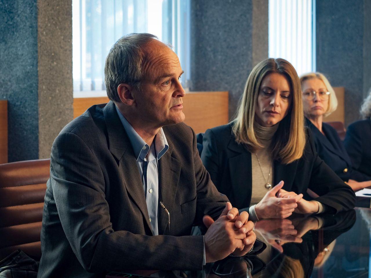 Ny svensk thrillerserie har premiär i höst