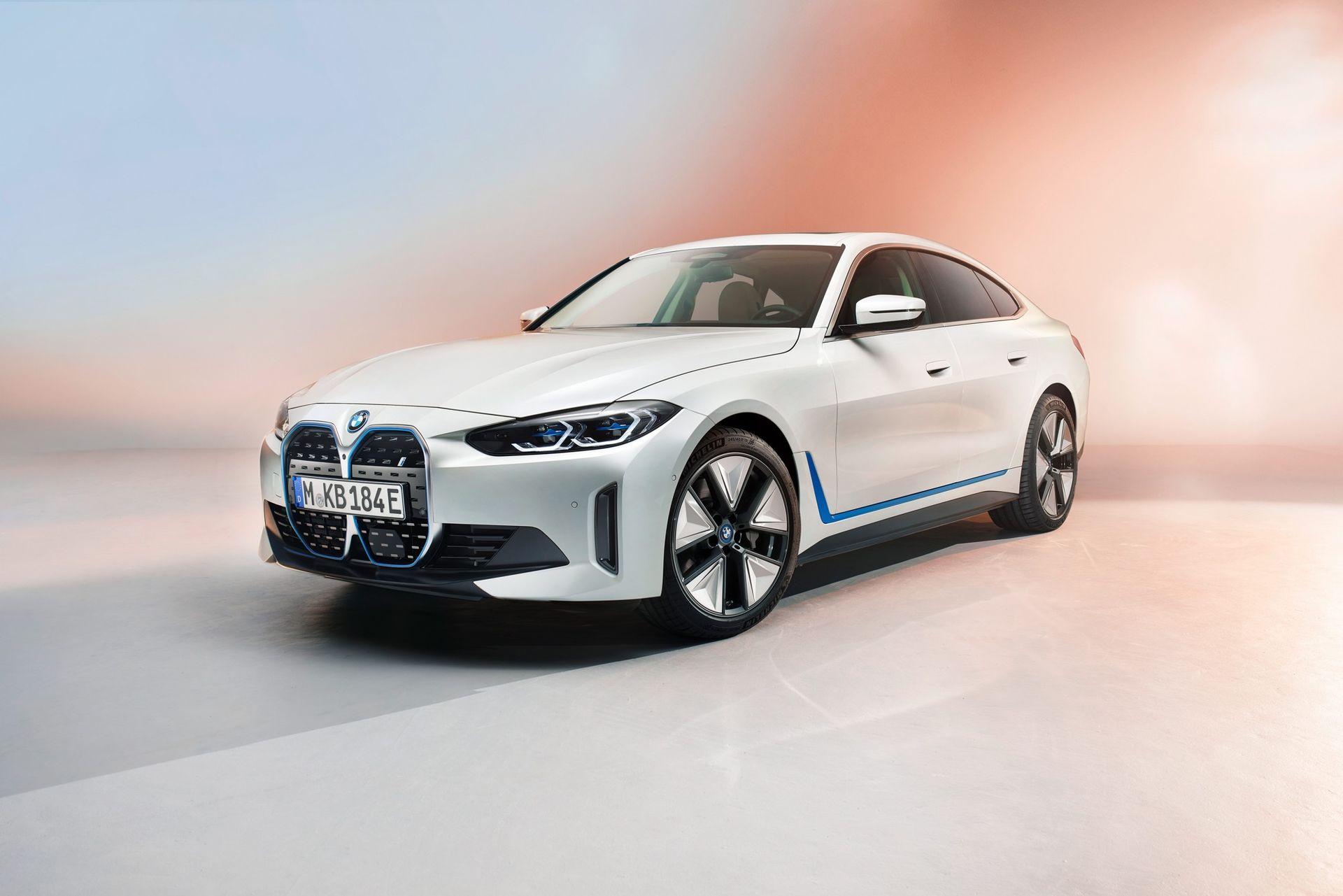 Det här är BMW i4