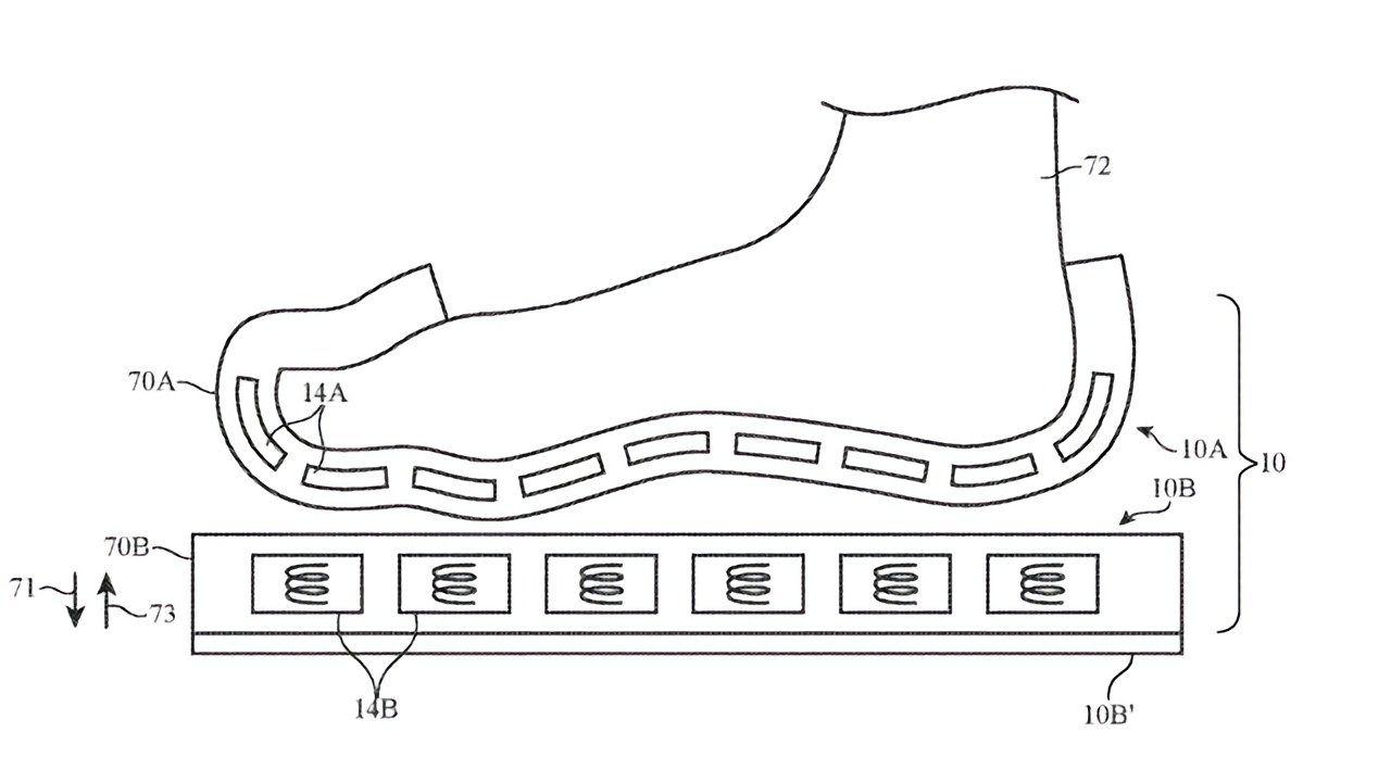 Apple tar patent på system som ska ge feedback till fötterna
