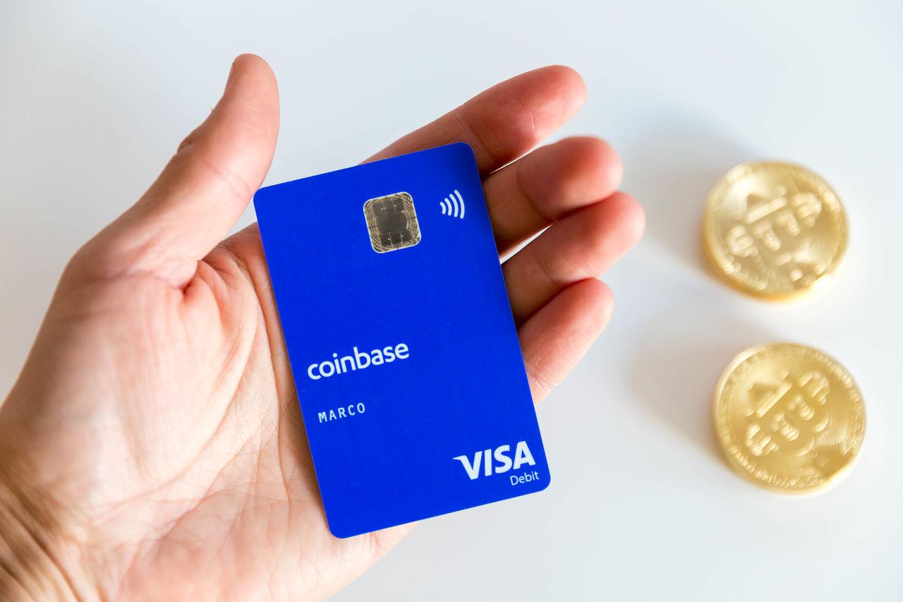 VISA siktar på en framtid där alla kan betala med bitcoins