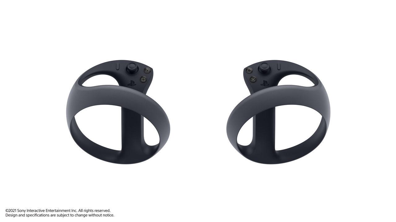 Så här ser kontrollerna till nästa PS VR ut