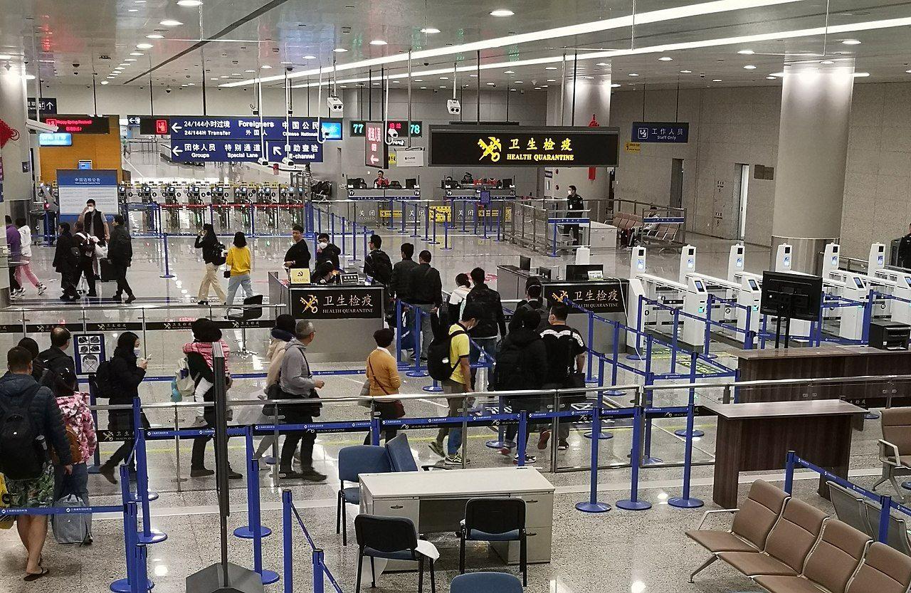 Vaccinerade utlänningar får enklare att besöka Kina