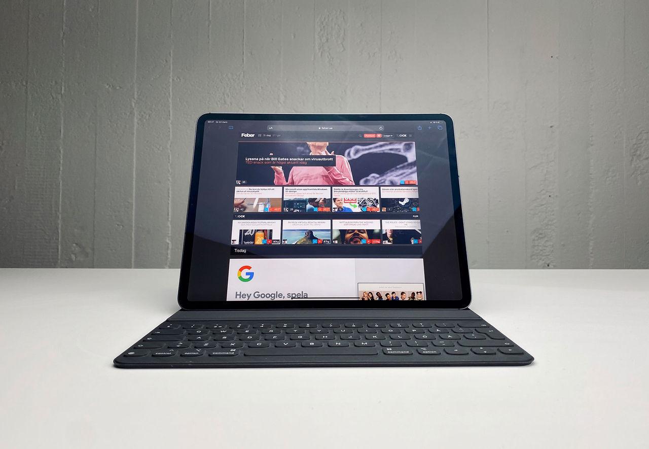 Nästa iPad Pro kan få thunderbolt